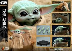 Hot Toys The Child Accessories