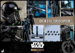 Hot Toys The Mandalorian Death Trooper Accessories