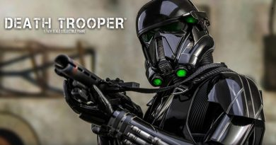 Hot Toys Death Trooper From The Mandalorian Announced