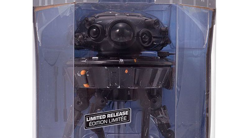 Disney Die-Cast Probe Droid Banner