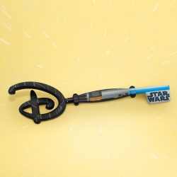 Disney Star Wars Day Lightsaber Key