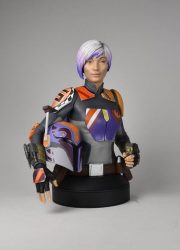 Gentle Giant Sabine Wreb Bust Face