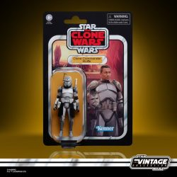 Hasbro TVC Clone Commander Wolffe Pkg