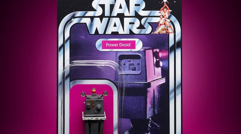Hasbro TVC Power Droid Pkg Banner