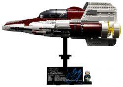 LEGO 75275 UCS A-Wing Plaque