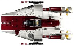 LEGO 75275 UCS A-Wing Top