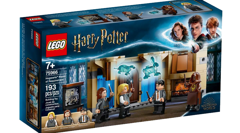LEGO 75966 Hogwarts Room of Requirement Banner