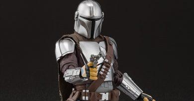 S.H. Figuarts The Mandalorian in Beskar Armor