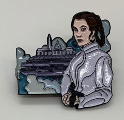 DCSWCC 2020 Charity Pin Hoth Leia