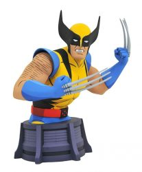DST Marvel Animated Wolverine Bust