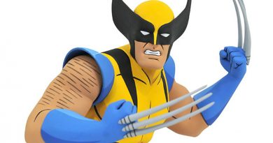 New This Week From Diamond Select, Animated Wolverine And Legends In 3D Busts