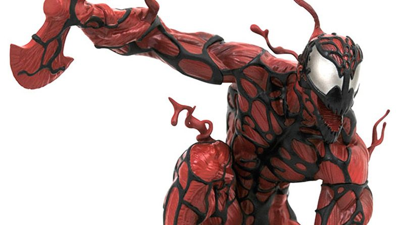 DST Marvel Comic Gallery Carnage Banner