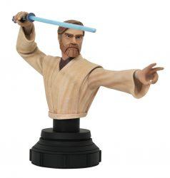 GG Obi-Wan Kenobi Animated Mini Bust 01