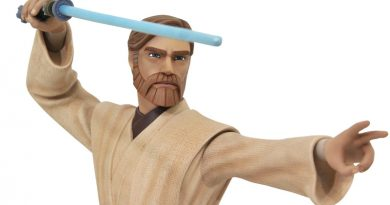 Pre-order Animated Obi-Wan Kenobi Bust By Gentle Giant