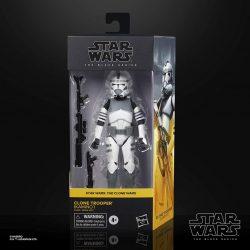 Hasbro BS TCW Kamino Clone Trooper