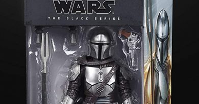 New Hasbro Black Series Images Show Upcoming Releases And Package Refresh
