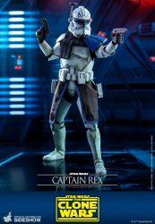 Hot Toys Captain Rex