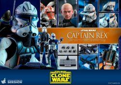 Hot Toys Captain Rex Accessories