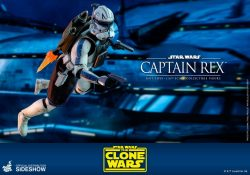 Hot Toys Captain Rex Flight