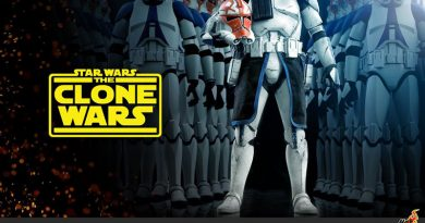 Hot Toys To Release Clone Wars Figures