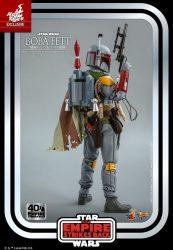 Hot Toys TESB 40th Anniversary Kenner Boba Fett Backpack