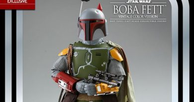 Hot Toys Announces Boba Fett Vintage Color Version