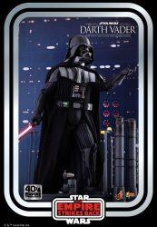 Hot Toys TESB 40th Darth Vader