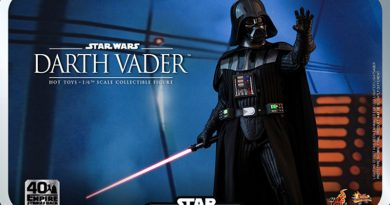 Hot Toys Announced The Empire Strikes Back 40th Anniversary Edition Darth Vader