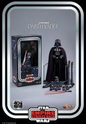 Hot Toys TESB 40th Darth Vader Box