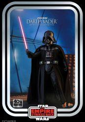 Hot Toys TESB 40th Darth Vader Lightsaber