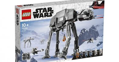LEGO 75288 AT-AT Set Info