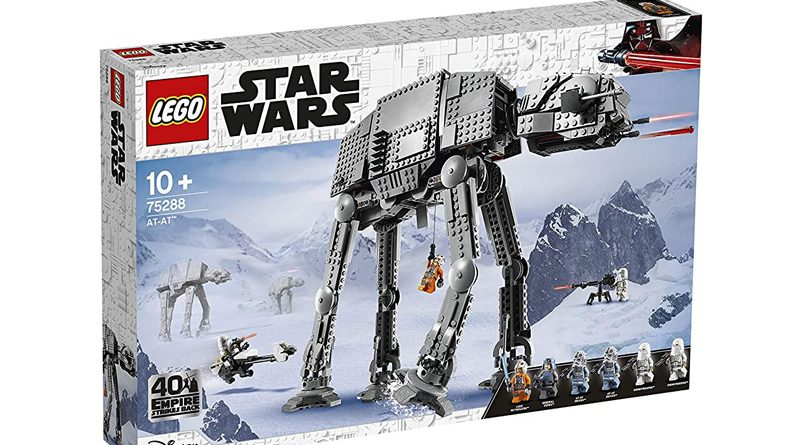 Lego 75288 AT-AT Banner