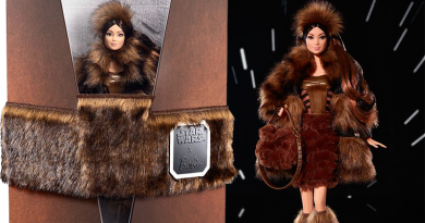 Star Wars x Barbie Chewbacca Announced