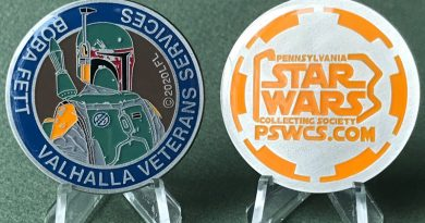 PSWCS.org Unveils Their 10th Charity Medallion