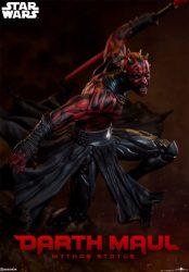 Sideshow Mythos Darth Maul