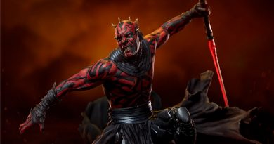 Darth Maul Mythos Statue Pre-order Available From Sideshow