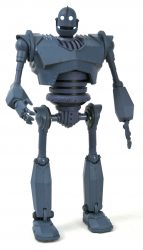 DST Figure Iron Giant Front