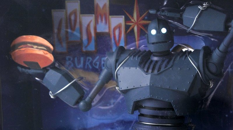 DST Figure Iron Giant Pkg Banner