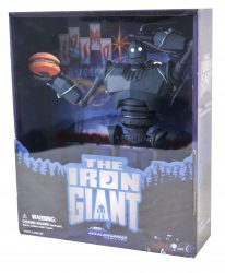 DST Figure Iron Giant Pkg Front