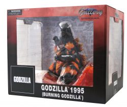 DST Gallery Burning Godzilla Pkg