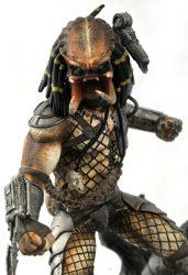 DST Gallery Unmasked Predator PVC Closeup