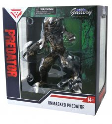 DST Gallery Unmasked Predator PVC Pkg
