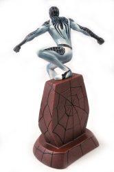 DST SDCC Gallery Negative Spider-Man Back