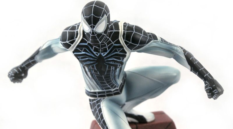 DST SDCC Gallery Negative Spider-Man Banner