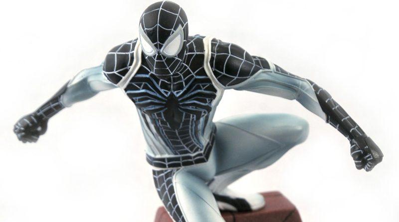 DST SDCC Gallery Negative Spider-Man Banner