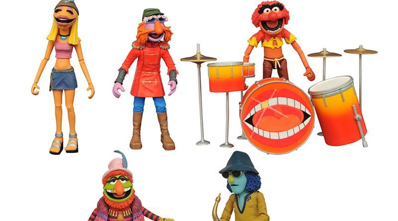 DST SDCC Muppets Electric Mayhem Banner