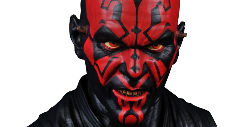 GG L3D Darth Maul Banner