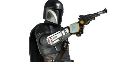 The Mandalorian Statue By Gentle Giant Pre-order