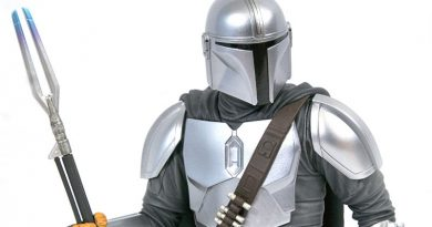 The Mandalorian MK3 Bust By Gentle Giant Now Available for Premier Guild Members