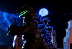 DST SDCC Vinimates GitD Godzilla